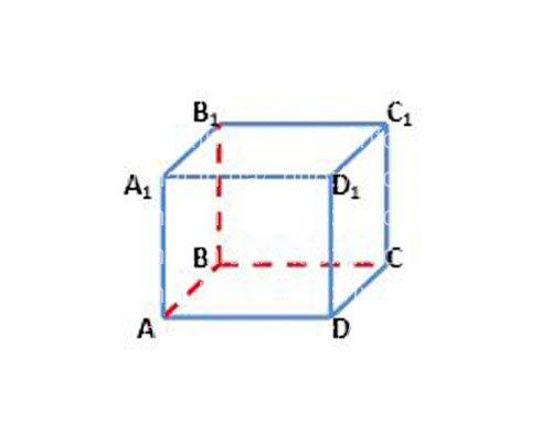 1. Створити і прямокутний паралелепіпед